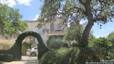 Cottages At The Dominion, Dominion, Dominion Hills, Dominion Vineyard Estates, Dominion/New Gardens, Dominion/The Reserve, Renaissance At The Dominion, The Dominion, The Dominion Andalucia Single Family Home For Sale: 8 Links Grn