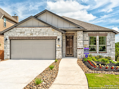 Single Family Home Price Change: 25706 Two Springs
