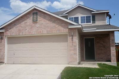 Bexar County Single Family Home Price Change: 24242 Saffron Plum