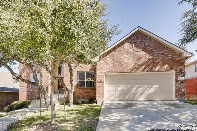 San Antonio Single Family Home Price Change: 25722 Preserve Crst