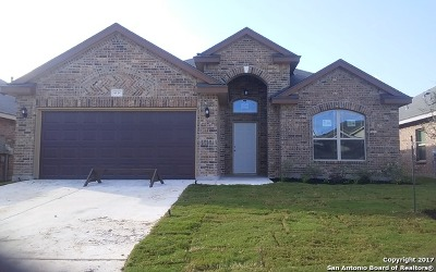 Helotes Single Family Home For Sale: 9535 Bricewood Tree