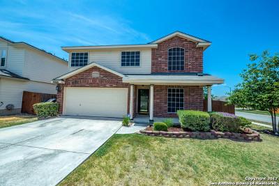 Bexar County, Medina County Single Family Home Back on Market: 10326 Wild Rose Bay