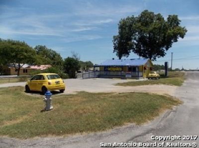 Comal County Commercial For Sale: 290 S Business Ih 35