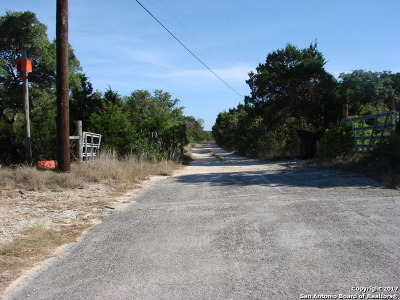 Helotes Residential Lots & Land For Sale: 19068 Bandera Rd