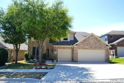Cibolo Single Family Home For Sale: 213 Long Cove Dr