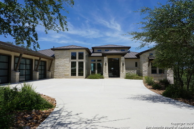 Bexar County Single Family Home For Sale: 22807 Homestead Mesa