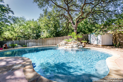Bexar County Single Family Home Active RFR: 2706 Redstone Woods