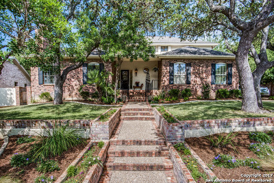 Single Family Home For Sale: 13807 S Port Blf