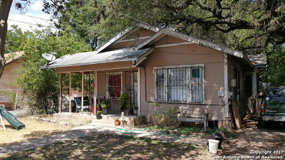 Single Family Home For Sale: 1210 S Walters