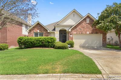 San Antonio TX Single Family Home For Sale: $309,000