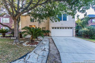 San Antonio Single Family Home Back on Market: 10430 Summerstone