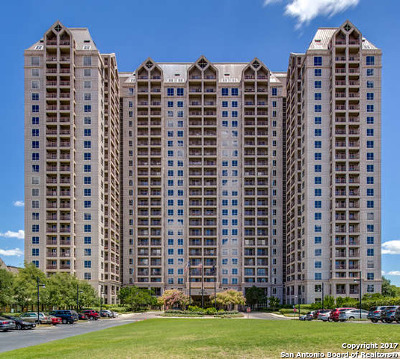 San Antonio Condo/Townhouse Back on Market: 1 Towers Park Ln #717&
