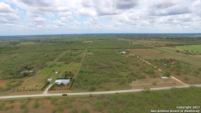 Atascosa County Residential Lots & Land For Sale: Tbd Cr 308a