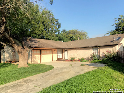 Live Oak Single Family Home For Sale: 7821 Lazy Forest St