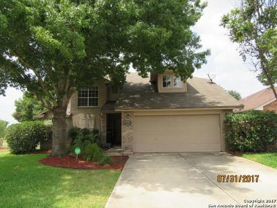 Schertz Single Family Home For Sale: 3413 Sherwin Dr