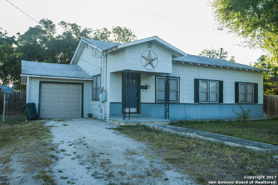 Schertz Single Family Home For Sale: 408 Pfeil St