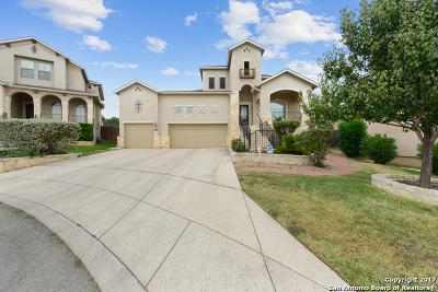 San Antonio Single Family Home Price Change: 2911 Kentucky Oaks