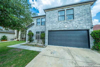 Converse Single Family Home For Sale: 9822 Autumn Arch