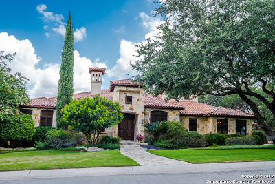 San Antonio Single Family Home For Sale: 809 Summer Vw