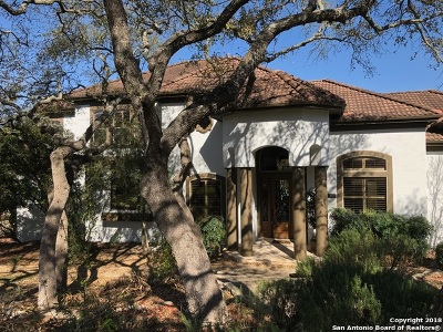 San Antonio Single Family Home Back on Market: 49 Champion Trl