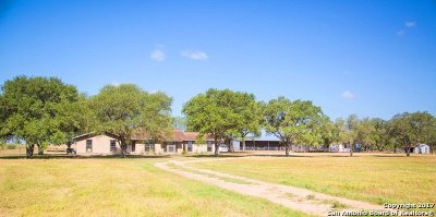 Atascosa County Single Family Home For Sale: 2636 Fm 478
