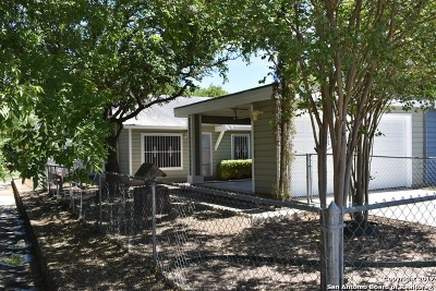 San Antonio Single Family Home Back on Market: 6768 Spring Front Dr