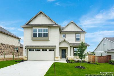 Schertz Single Family Home For Sale: 6591 Mason Valley