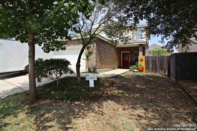 San Antonio Single Family Home Price Change: 8934 Bonnie Butler