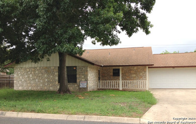 Boerne Single Family Home For Sale: 106 Lehmann St