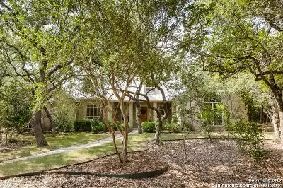 San Antonio Single Family Home For Sale: 2335 Oakland Bend