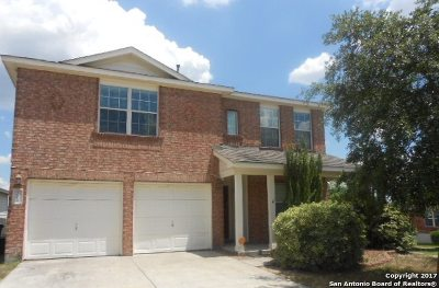 Bexar County, Comal County, Guadalupe County Single Family Home For Sale: 3702 Sumantra Clf