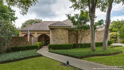 Terrell Hills Single Family Home For Sale: 5 Auburn Pl