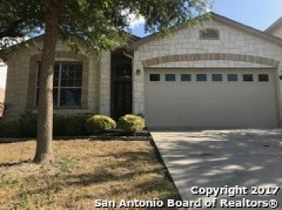 Bexar County Single Family Home For Sale: 12210 Harris Hawk