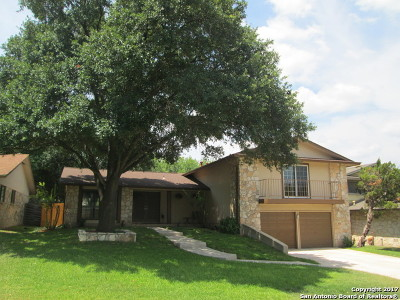 San Antonio Single Family Home Back on Market: 3526 McCormick St