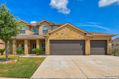 Converse Single Family Home For Sale: 9635 Legislation Dr