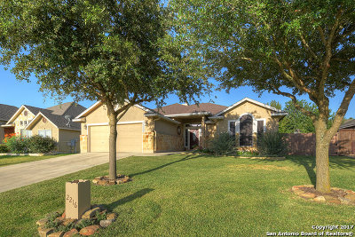 Guadalupe County Single Family Home Back on Market: 2216 Sun Pebble Way