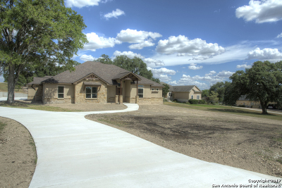 Comal County Single Family Home For Sale: 215 Glen Hvn