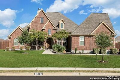 Schertz Single Family Home Back on Market: 10521 Keli Way
