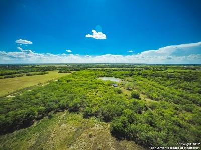 Atascosa County Farm & Ranch For Sale: 2310 Tumlinson Rd