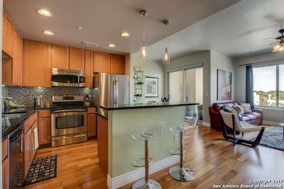 Bexar County Condo/Townhouse For Sale: 215 Center #804