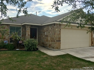 Comal County Single Family Home Price Change: 219 Creekview Way