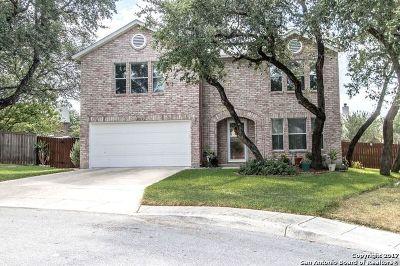 San Antonio Single Family Home For Sale: 18714 Taylore Run