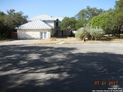 Bulverde Single Family Home For Sale: 535 Old Boerne Rd