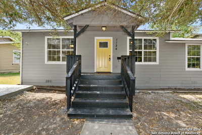 Single Family Home Price Change: 1124 Fulton Ave