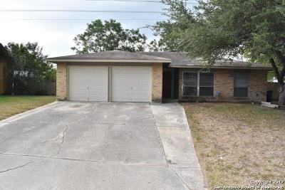 Kirby Single Family Home Price Change: 2839 Rod Schaffe