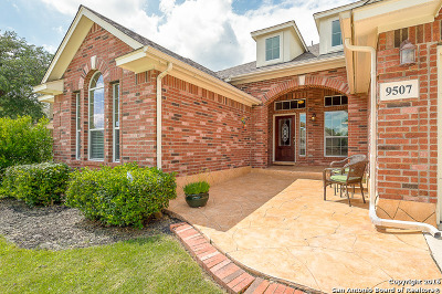 Single Family Home For Sale: 9507 Tioga Cv