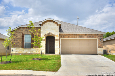 Selma Single Family Home Price Change: 247 Rustic Willow