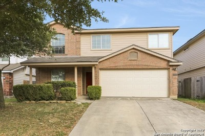 San Antonio Single Family Home Price Change: 10027 Wildhorse Pkwy