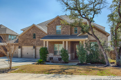 San Antonio Single Family Home Active RFR: 8914 Cimarron Route