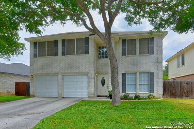 San Antonio Single Family Home For Sale: 15142 Preston Court Dr